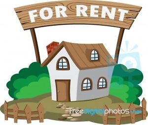 Parents with young children seeking  a rental house