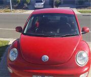 2005 Volkswagen Beetle coupe Tarneit Wyndham Area Preview