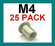M4 Threaded Inserts