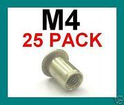M4 Threaded Inserts