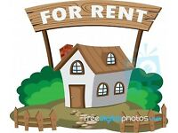 Rooms/house to rent