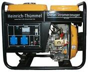 Stromaggregat Diesel