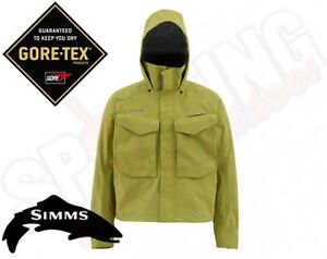 Simms Guild Wading Jacket (NEW)