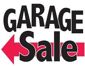 Garage sale this Saturday 1st and 8th October Minto Campbelltown Area Preview