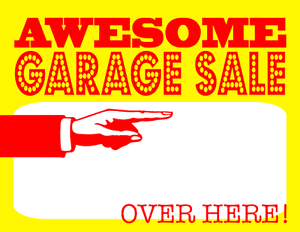 Clearance Garage Sale. TODAY!!! Hampton Park Casey Area Preview