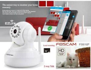 Foscam FI9816P Network   x 3 units (Price quoted per unit) East Perth Perth City Area Preview