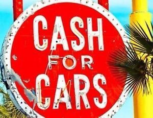 WE PAY CASH FOR ALL UNWANTED CARS TODAY Smithfield Parramatta Area Preview