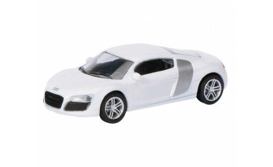 #452610000 - Schuco Audi R8 Coupe - weiß (26100) - 1:87