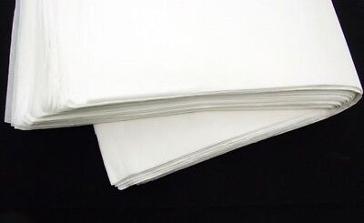 17 X 30 White Tissue Paper Ream 480 Sheets Quality Thick Packing Cushion Fragile