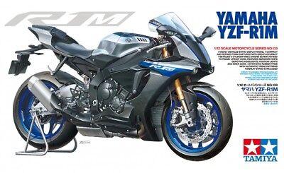 Tamiya 14133 - 1/12 Yamaha YZF-R1M - Neu