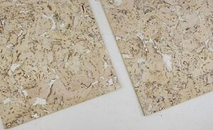 Hypo-allergenic Cork Wall Tiles - $2.29 SQ/FT