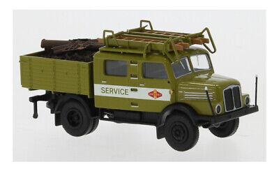 IFA S 4000-1 Bautruppwagen - Fortschritt Service - 1960 - 1:87 -...