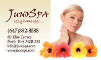 SPA. Massage, Facial & Waxing in the Cozy Home SPA