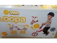 Kids bicycle transform scooter