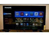 55 Panasonic TX-55CX400B Ultra HD 4K Freeview HD Smart 3D LED TV/2016.
