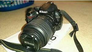 Nikon D3100 DSLR Camera Sunnybank Hills Brisbane South West Preview
