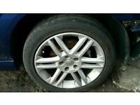 Vauxhall 5 stud sri alloys