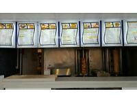Kebab takeaway business for sale!!