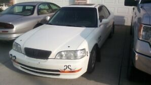 Race Ready Acura TL 300HP