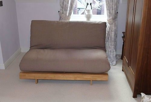 Futon Company Orlando Double Sofa Bed Extra Cover Sofabed Hardwood Base I Can Deliver