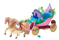 Barbie Cheval avec Carrosse / Barbie Carriage and horses