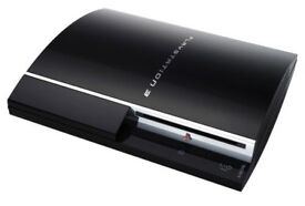 PS3 Console with one Dual Shock Controller