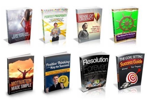 100 Self Help eBooks with Resell Rights ( Only 5 ¢ per Book ) PDF
