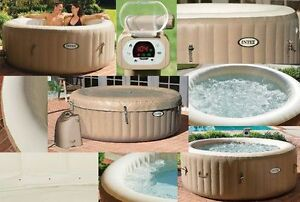 Portable Inflatable Hot Tub for sale!
