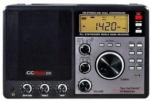C Crane sw shortwave radio