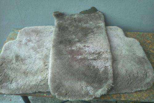 Sheepskin Floor Mats Ebay