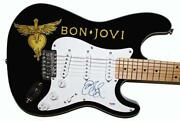 Bon Jovi Signed Guitar