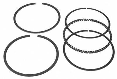 MAHLE 41859CP Moly Piston Ring Set for Chevy GM 4.8 5.3 Vortec LS4