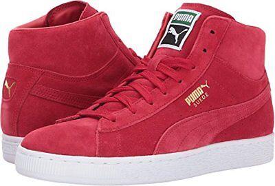 ce18f70745a8 Details about PUMA 36386602 Mens Suede Classic Mid Sneaker- Choose SZ Color.