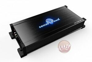 NEW!!! 1500 WATT - CLASS D - HUGE POWER! MONO AMP!