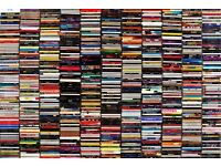 Big DVD and CD Selection - 25+ DVDs and 110+ CD Albums