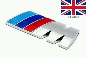 M power Series Logo Sticker Emblem Badge BMW M BADGE NICE STYLING COOL