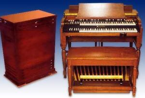 Hammond Organ Sales, Service, Repair & Restoration