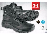 Under Armour Speed Freek 7in Waterproof Boots Gore-Tex