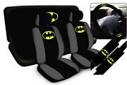 Batman Seat Covers