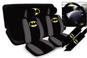Batman Car Seat Covers