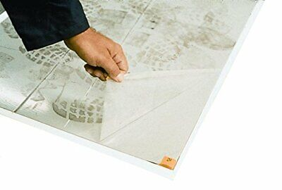 30-Piece Sticky Peel Off Clean Room Mats for Renovations & More 18 x 36