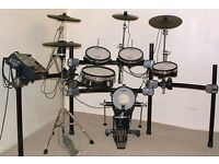 Roland TD-12K V-Stage Electronic Drum Kit.