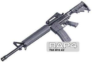 M 16 RAP4 paintball