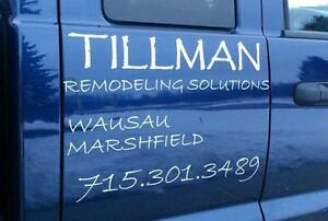 Truck Signs & Lettering