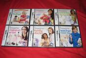Nintendo DS Games Lot Girls