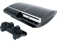 *Cheap* 80gb PS3 with 8 games and 1 controller