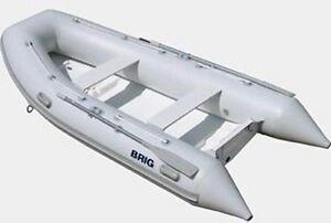 "BRIG 10"" rigid inflatable dinghy"