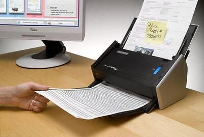 (over 240 sold) Fujitsu ScanSnap S1500 Color Duplex Scanner w/ AC Adapter+USB+CD