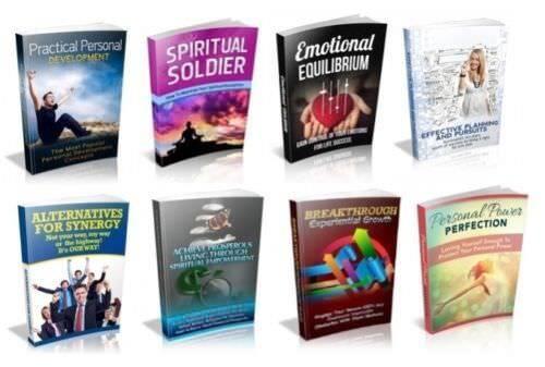 100 Personal & Spiritual Development eBooks ( Only 5 ¢ per Book ) PDF