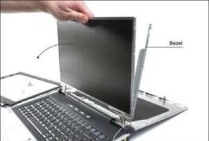 Remplacement Réparation l'écran du Portable a partir de 39.99$